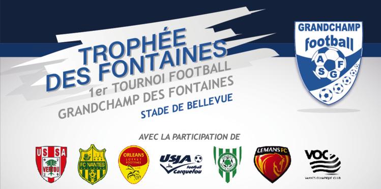 Trophée des Fontaines 2019