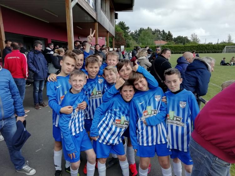 Participation des U11 et des U13 au tournoi du FC Bouaye