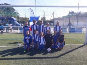 Nouvelle équipe U12-U13 pour le GF