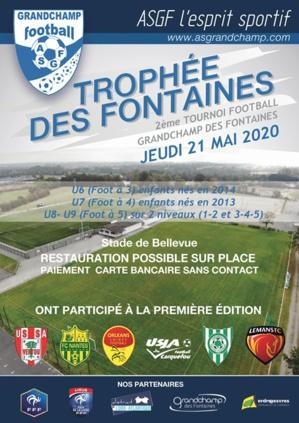 Trophée des Fontaines édition mai 2020
