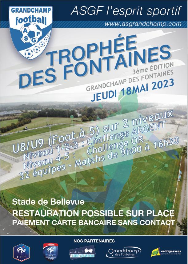 Trophée des Fontaines U6/U7 & U9