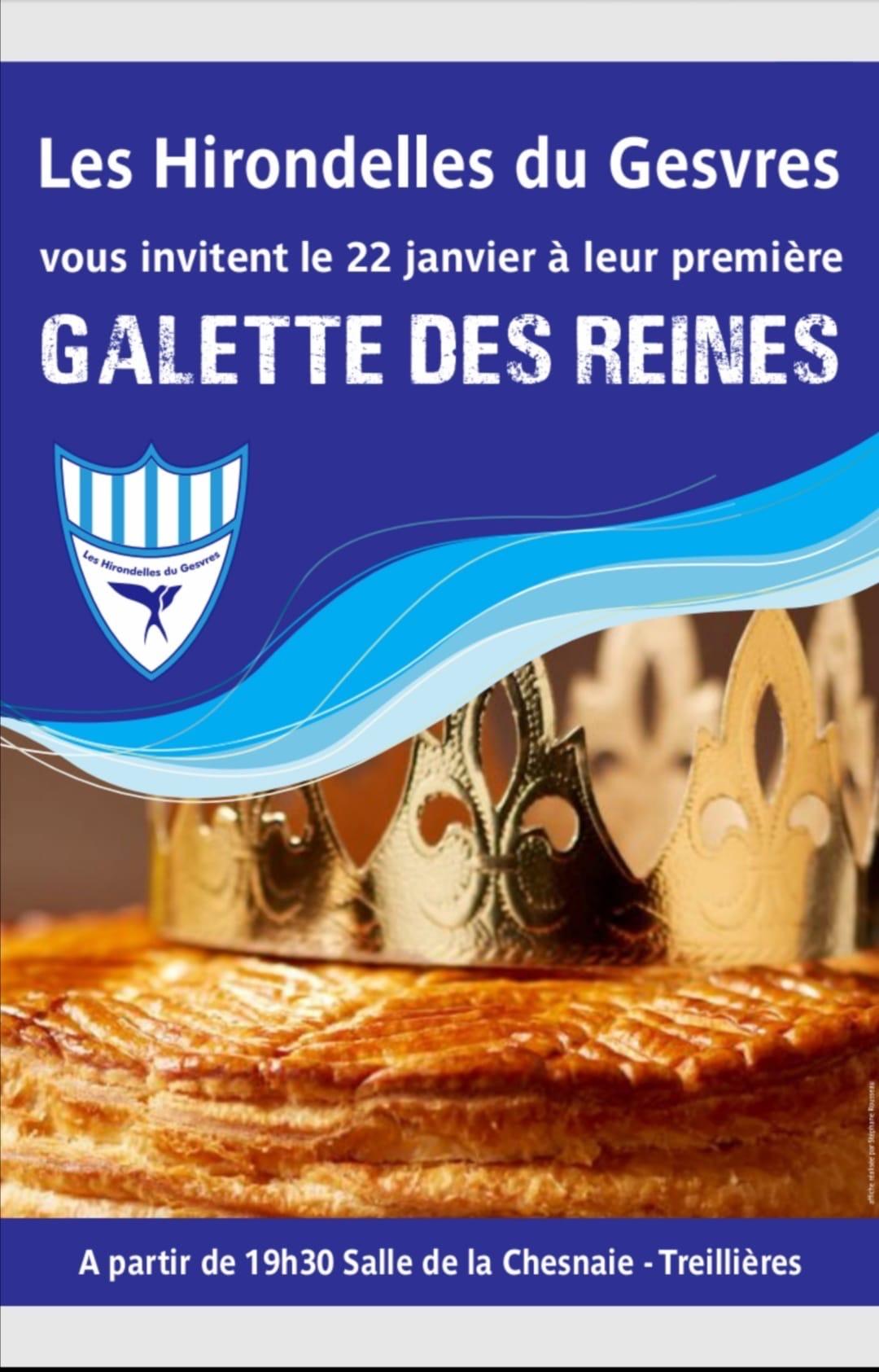 GALETTE DES REINES 2020