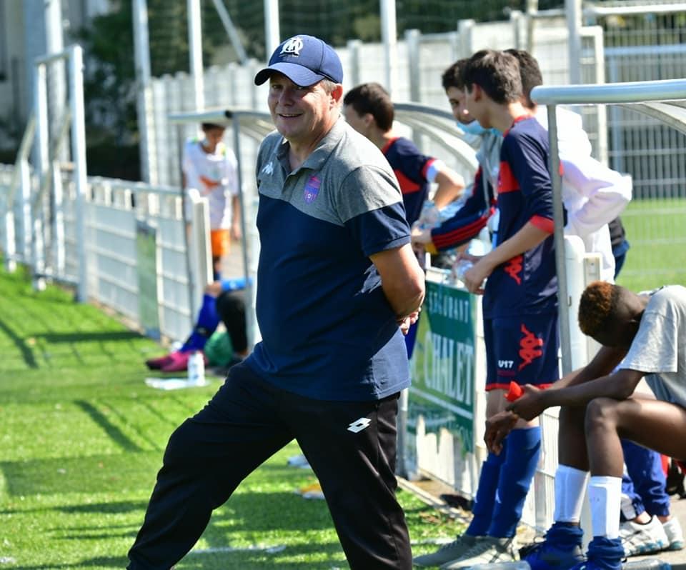 Eric Champion, nouveau coach des Séniors Féminines!