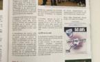 On parle de l'ASGF dans le magazine municipal ;)
