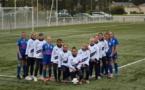 Nouvelle équipe des U15 pour le GF