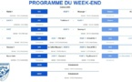 Programme du week-end du 16 janvier 2020 !